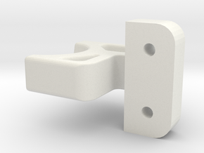 Transmission Brace for Tamiya RC CW01 Lunchbox in White Natural Versatile Plastic