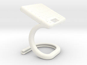 Sony SW3 Charging U Stand in White Processed Versatile Plastic