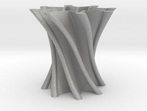 Vase01 in Aluminum