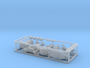 HMS Torquay Upgrade kit. Late version. 1/500 scale in Smooth Fine Detail Plastic