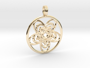NEOSTAR in 14K Yellow Gold