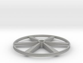 "CHAPP, 1:8 Scale, 26"" Bicycle Wheel, 120904 in Aluminum"