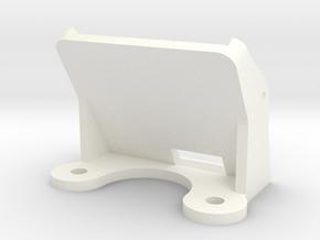 Holder for Runcam Skyplus - 30 degree in White Processed Versatile Plastic
