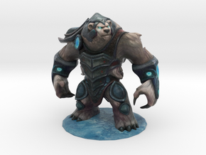 Classic Volibear in Full Color Sandstone