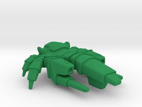 Planta Cruiser (Eclipse) in Green Processed Versatile Plastic