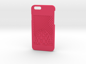 Apple iPhone 6 Case in Pink Processed Versatile Plastic