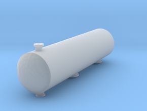 'N Scale' - Heat Exchanger in Smooth Fine Detail Plastic
