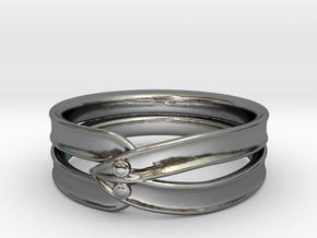 Navicular  in Premium Silver