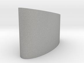 20mm Clearance Cut - 12.5 Degree in Aluminum