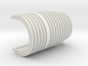 Han ANH/TFA DL44 Cylinder in White Natural Versatile Plastic