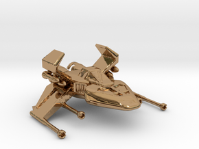 Pyro Gx Fighter in Polished Brass
