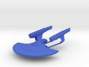 1/2500 - Columbia v4 in Blue Processed Versatile Plastic