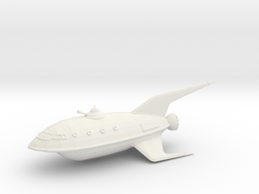 Planet Express in White Natural Versatile Plastic