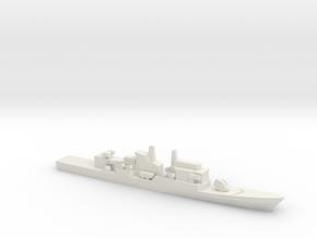 Lupo-class FFG, 1/1800 in White Natural Versatile Plastic