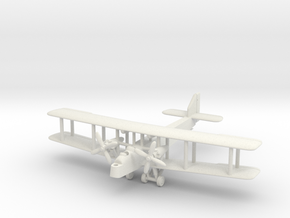 Handley Page H.P.36 Hinaidi 6mm 1/285 in White Natural Versatile Plastic