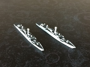 PLA[N] 052B DDG x 2, 1/1800 in White Natural Versatile Plastic