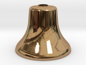 Diesel Bell Basic in Polished Brass