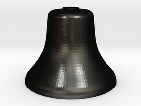 Diesel Bell Basic in Matte Black Steel