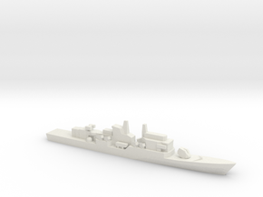 Lupo-class FFG w/ Hanger, 1/1800 in White Natural Versatile Plastic
