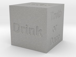 Dice of party crazy and challenges in Aluminum