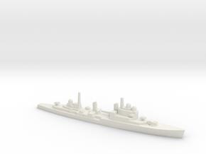 Tiger-class Cruiser w/ Sea Dart, 1/2400 in White Strong & Flexible