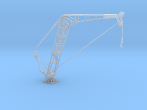 1/144 USN Starboard Crane in Smoothest Fine Detail Plastic