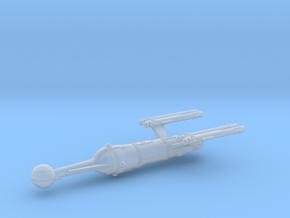 Invader Advanced Light Cruiser in Smooth Fine Detail Plastic