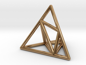 DATA IN EXILE — Tessellate / Pyramid in Polished Brass