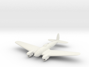 1/200 CASA 2.111B in White Natural Versatile Plastic