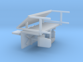 Office Furniture 1-87 HO Scale in Frosted Ultra Detail