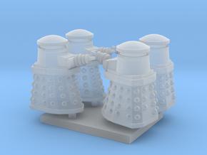 Dalek01 (4) N 160:1 Scale in Smooth Fine Detail Plastic