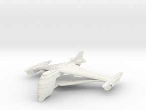 FireHawk Class in White Natural Versatile Plastic