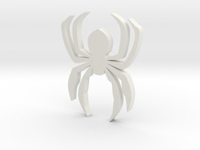 spider in White Natural Versatile Plastic