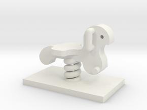 [1st] Wipkip speeltoestel 1:87 (H0) in White Natural Versatile Plastic
