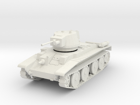 PV113 10TP Cruiser Tank (1/48) in White Strong & Flexible