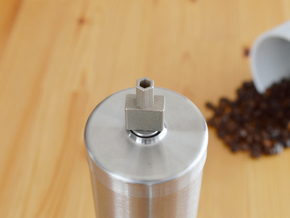 Coffee Grinder Bit For Drill Driver CDS-S in Stainless Steel