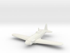 Macchi C.202 'Folgore' in White Natural Versatile Plastic: 1:200