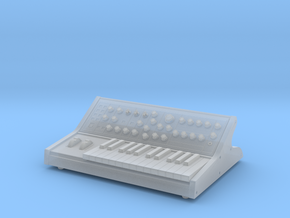 Synthesizer MSP 1:12 Scale in Smooth Fine Detail Plastic