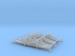 1/2400 IT CL Condottieri['40-'41] (1/2 class of 6) in Smooth Fine Detail Plastic