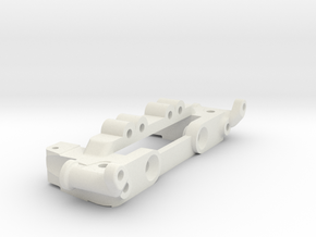A ARM WTF +2 in White Natural Versatile Plastic