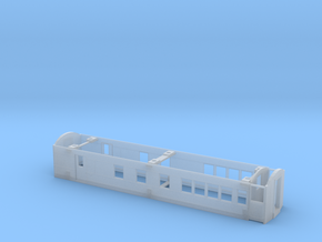 CNR C-1 Mail/Coach - S-Scale in Smooth Fine Detail Plastic