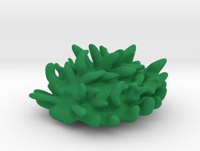 Leaf Sheep in Green Processed Versatile Plastic
