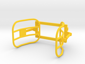 Bale Handler 1/32 in Yellow Processed Versatile Plastic
