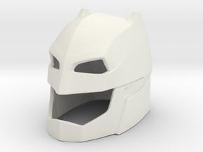 Batman Vs Super in White Natural Versatile Plastic