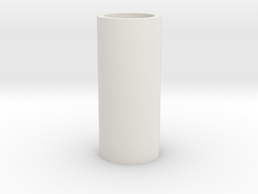Spacer in White Natural Versatile Plastic