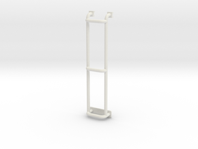 Ladder for roofrack Adventure D90 D110 Gelande 1:1 in White Natural Versatile Plastic