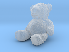 Teddy Bear 001 - 5.8mm 1:48 scale Hollow in Smooth Fine Detail Plastic