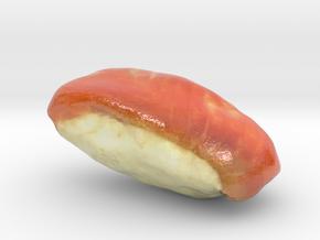 The Sushi of Salmon-mini in Glossy Full Color Sandstone