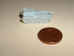 Su-101 Uralmash Set of 4 1/285 6mm in Frosted Ultra Detail