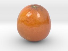The Grapefruit-mini in Glossy Full Color Sandstone